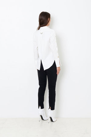 Snap Up Business Shirt (Snap Her Up Shirt)