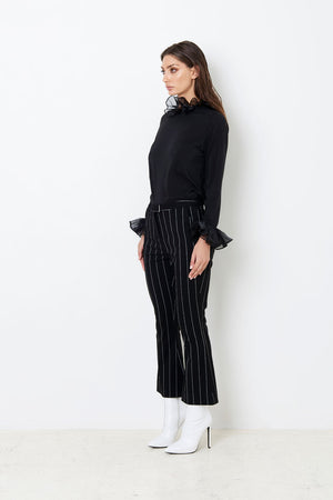Flare Trousers (The Babylon Trouser)