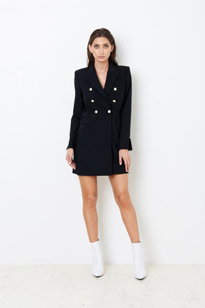Jacket Dress (Shes on Fire Dress)