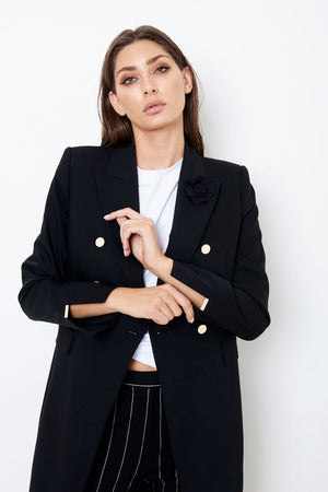 Double Breasted Blazer (King Of Wishful Thinking Jacket)