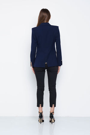 The King of Wishful Thinking Blazer (Navy)