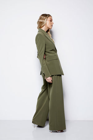The Gere Blazer - Olive