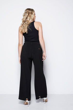 The Palazzo Pant - Black (Pre Order * end of Jan delivery)