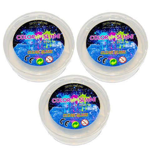 3x Clear Slime (10% savings!)