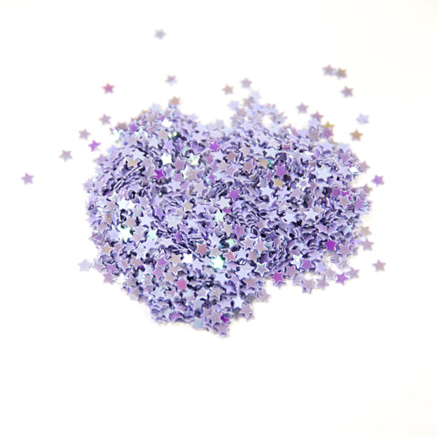 Purple Star Flakes