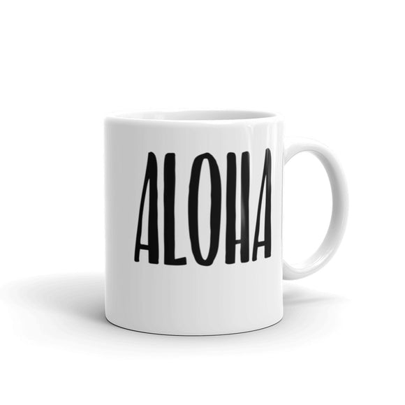 Aloha Coffee Mug One