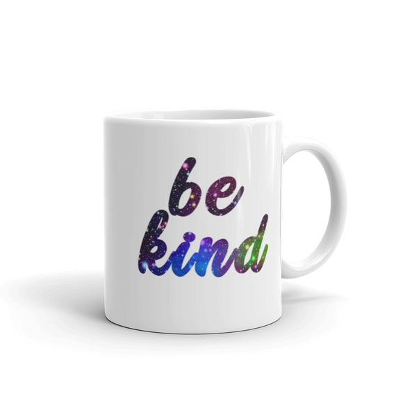 Be Kind Coffee Mug One