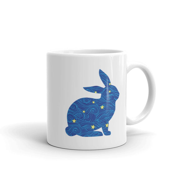 Bunny Coffee Mug One