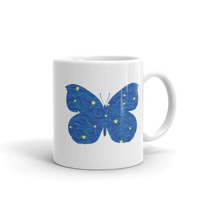 Butterfly Coffee Mug One