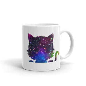 Cat Paws And Tail Coffee Mug One