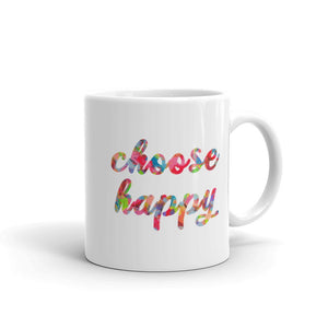 Choose Happy Coffee Mug One