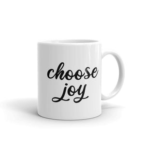 Choose Joy Coffee Mug One