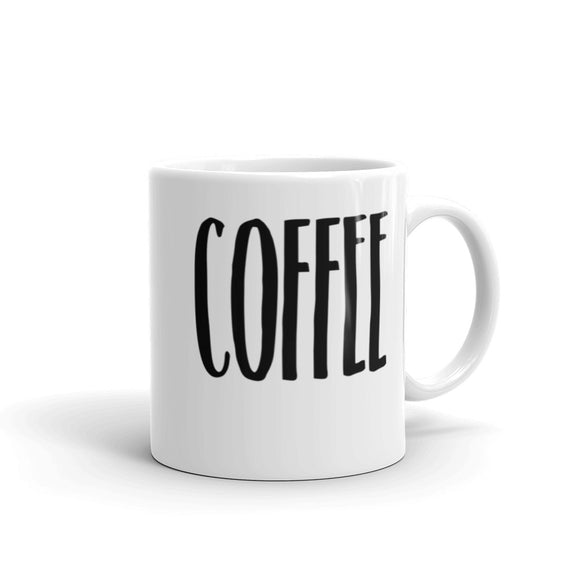 Coffee Coffee Mug One