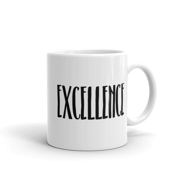 Excellence Coffee Mug One