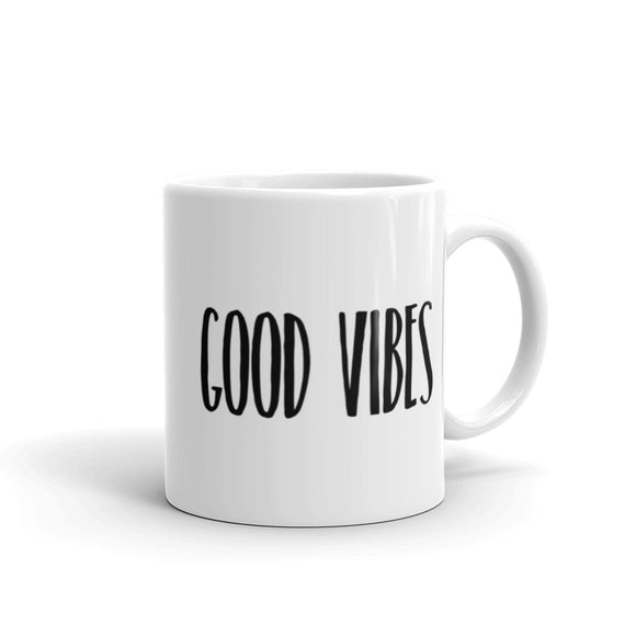 Good Vibes Coffee Mug One