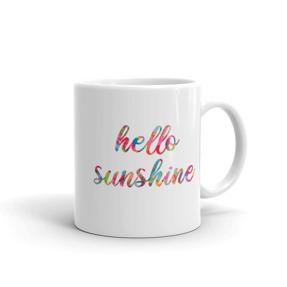 Hello Sunshine Coffee Mug One