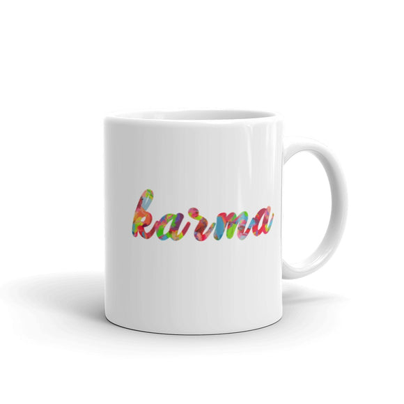Karma Coffee Mug One