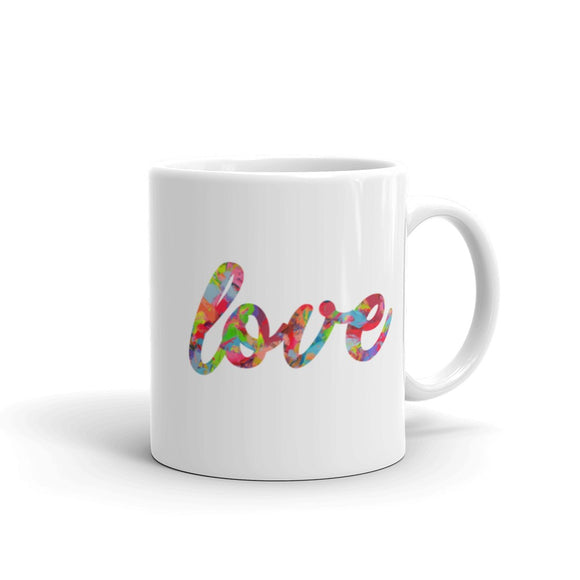 Love Coffee Mug One