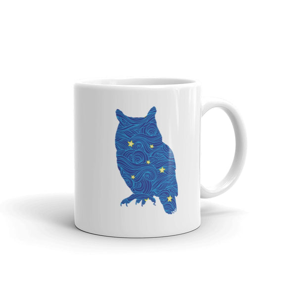 Owl Coffee Mug One