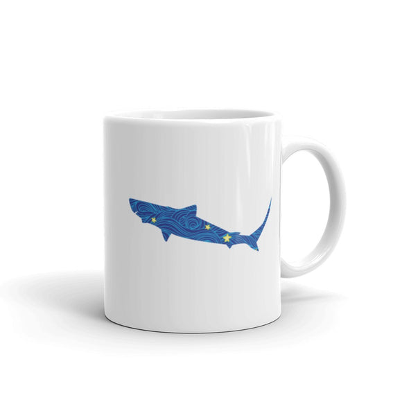 Shark Coffee Mug One