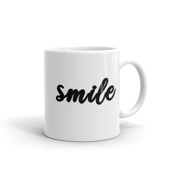Smile Coffee Mug One