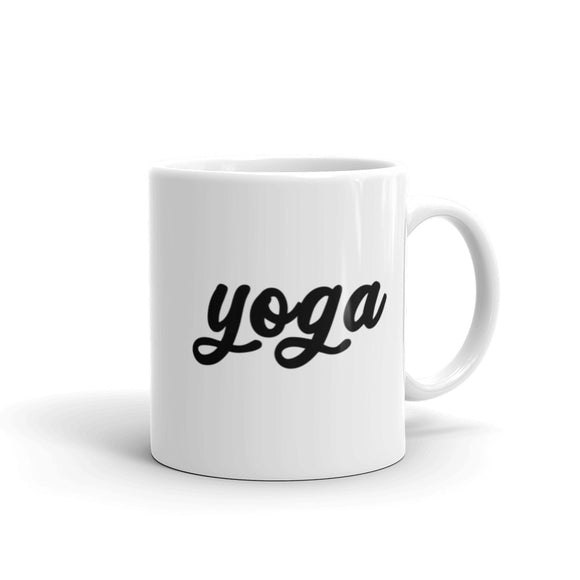 Yoga Coffee Mug One