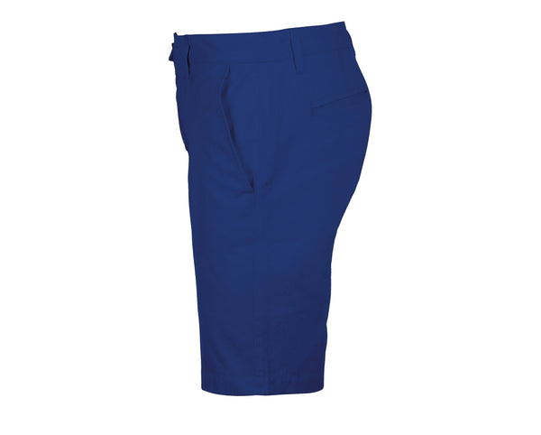 Luxury French Blue Chino Short Italian Pocket Summer Essential