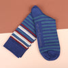 Econyl Organic Socks  Stripe design This Socks Help to clean Planet