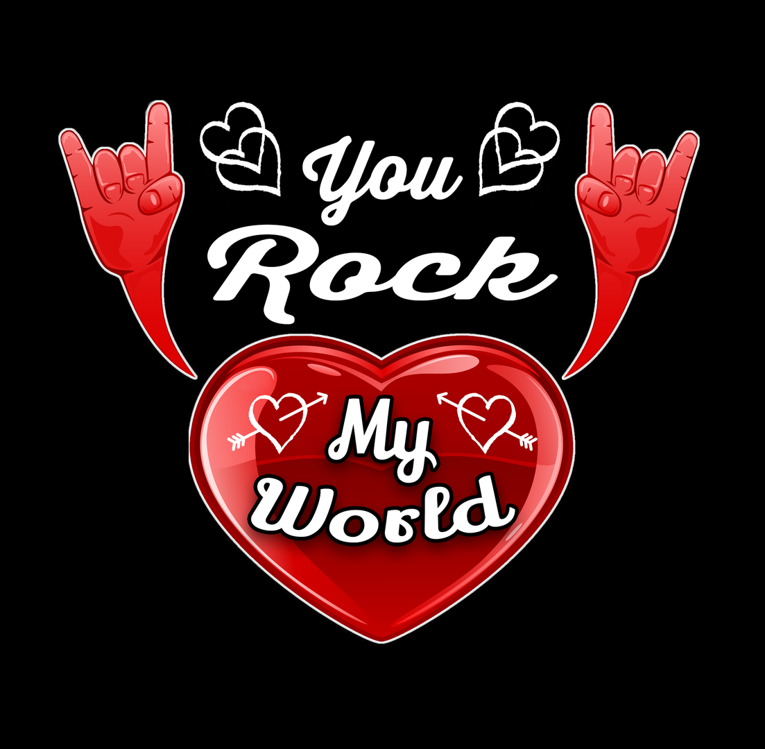 you rock my world products