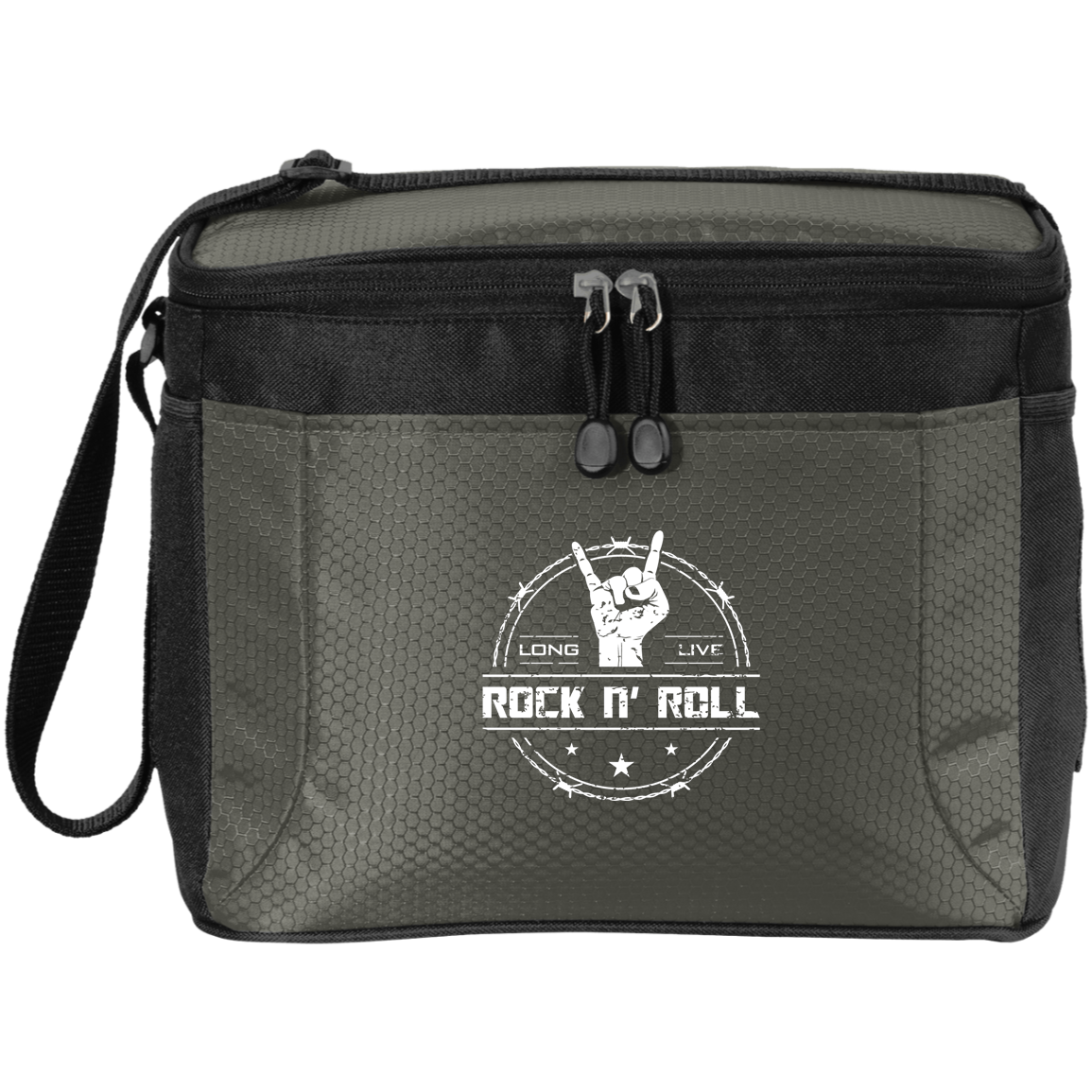 Midnight Long Live Rock And Roll 12-Pack Cooler
