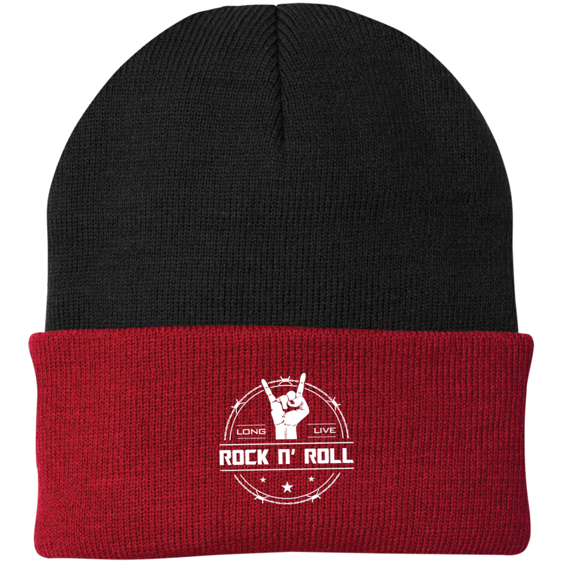 Midnight Long Live Rock And Roll Knit Cap