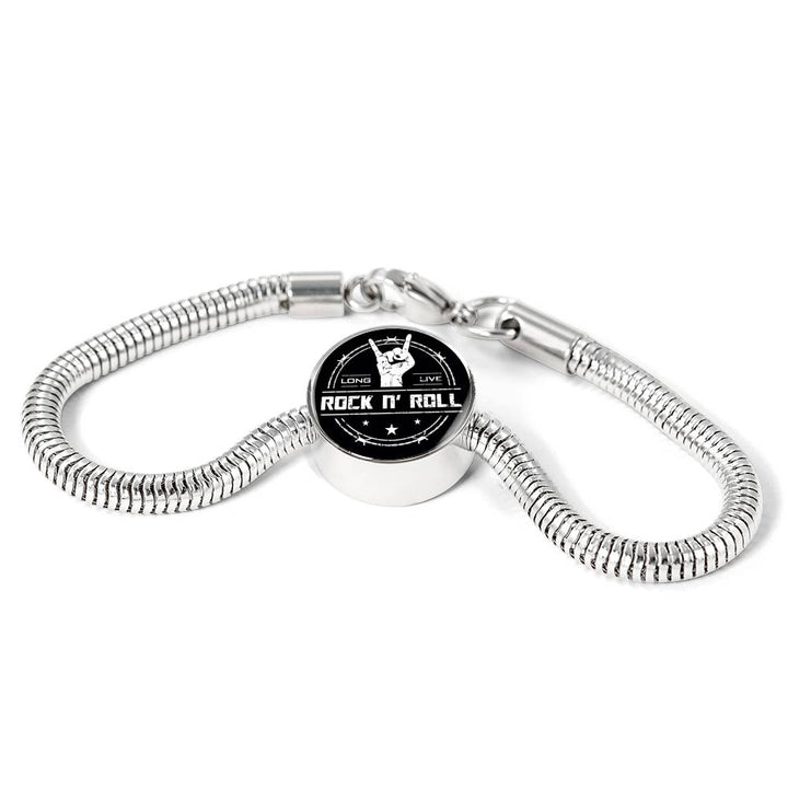 Midnight Long Live Rock And Roll Bracelet