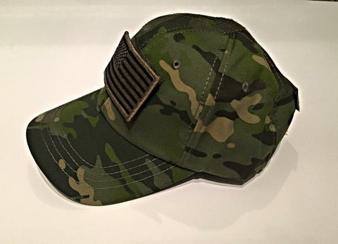 Camo Tactical Regulators Strapback