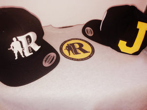 "Regulators Nation ""BLACK"" SnapBack Cap"