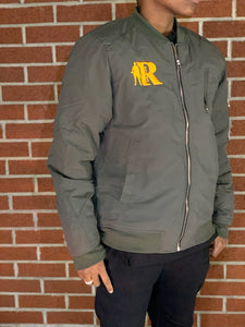 "Regulators Nation ""Bomber"" Jacket (Olive)"