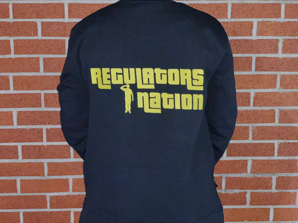 """Always Centered"" by Regulators Nation"