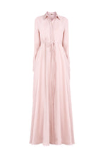 Amalfi Long Dress in Pink