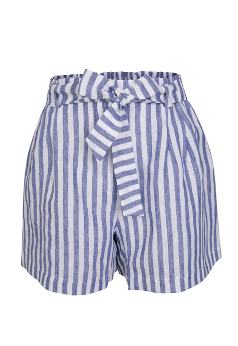 Ibiza-Set Shorts Striped