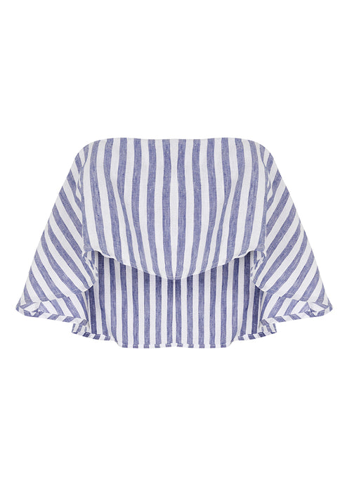 Ibiza-Set Top Striped