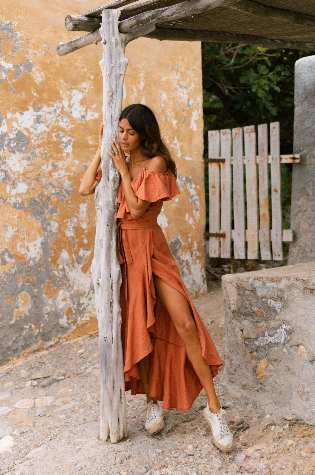 Cartagena Dress Terra