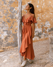 Load image into Gallery viewer, Cartagena Dress Terra