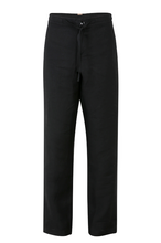 BOYFRIEND TROUSER BLACK