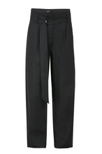 NOMADE SUIT TROUSERS BLACK