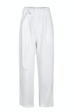NOMADE SUIT TROUSERS WHITE