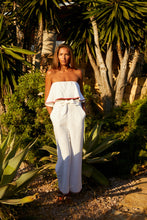 Load image into Gallery viewer, Ibiza Set Trousers in White