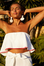 IBIZA SET TOP WHITE