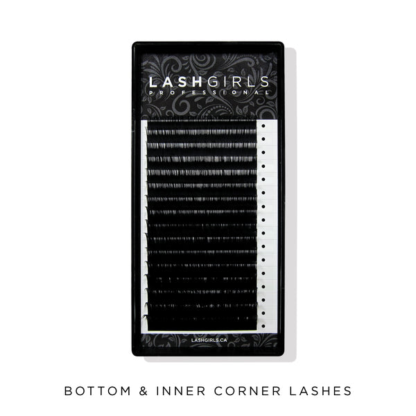 BOTTOM & INNER CORNER LASHES
