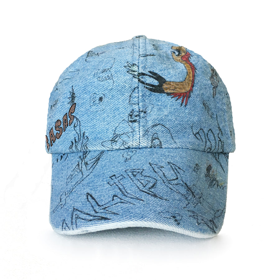 SKETCHBOOK DENIM HAT