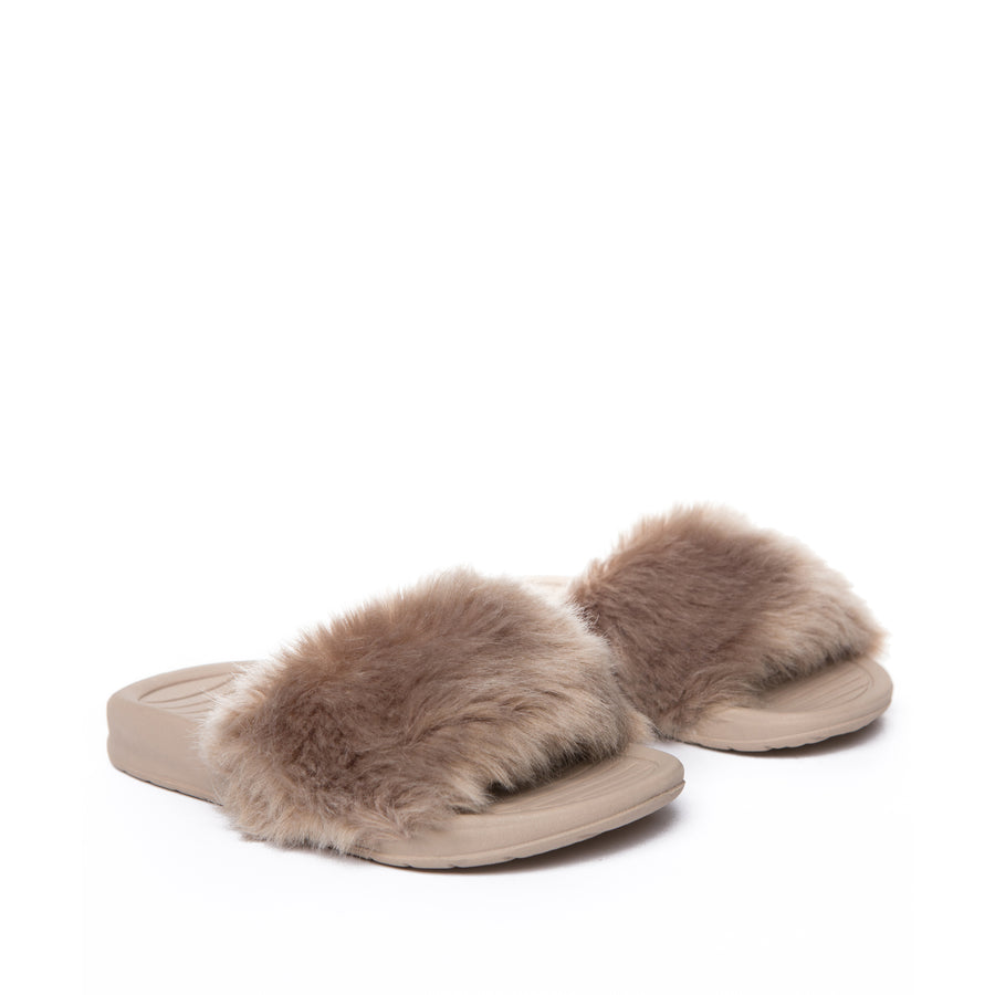 AKID X KIDS SUPPLY FUR SLIDES DUST