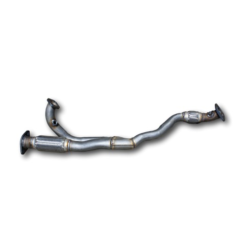 Full view of 2009-2013 Buick Enclave 3.6L V6 Exhaust Y-Pipe Flex Pipe